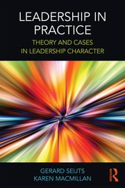 Leadership in Practice - 1st Edition book cover