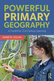 Powerful Primary Geography - 1st Edition book cover