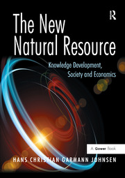 The New Natural Resource - 1st Edition book cover