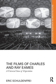 The Films of Charles and Ray Eames - 1st Edition book cover
