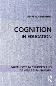Cognition in Education - 1st Edition book cover