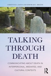 Talking Through Death - 1st Edition book cover