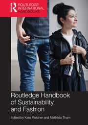 Routledge Handbook of Sustainability and Fashion - 1st Edition book cover