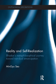 Reality and Self-Realization - 1st Edition book cover