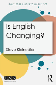 Is English Changing? - 1st Edition book cover