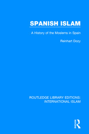 Spanish Islam - 1st Edition book cover