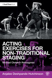 Acting Exercises for Non-Traditional Staging - 1st Edition book cover