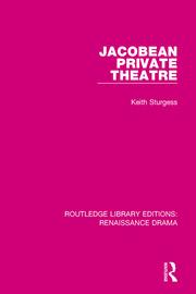 Jacobean Private Theatre