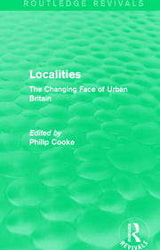 Routledge Revivals: Localities (1989) - 1st Edition book cover