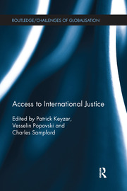 Access to International Justice - 1st Edition book cover