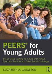 PEERS® for Young Adults - 1st Edition book cover