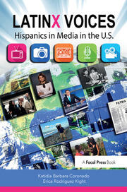 LatinX Voices - 1st Edition book cover