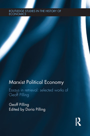 Marxist Political Economy - 1st Edition book cover