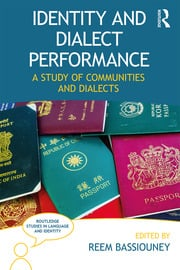 Identity and Dialect Performance - 1st Edition book cover
