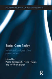 Social Costs Today - 1st Edition book cover