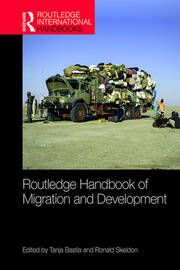 Routledge Handbook of Migration and Development -  1st Edition book cover