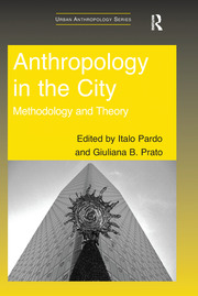 Anthropology in the City - 1st Edition book cover