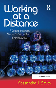 Working at a Distance - 1st Edition book cover