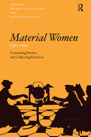 Material Women, 1750–1950 - 1st Edition book cover