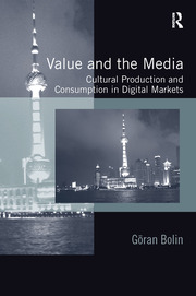Value and the Media - 1st Edition book cover