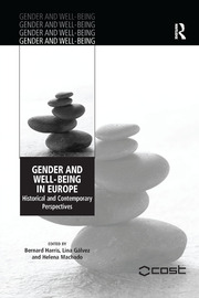 Gender and Well-Being in Europe - 1st Edition book cover