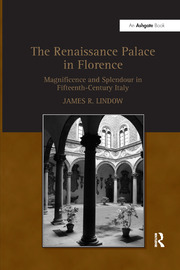 The Renaissance Palace in Florence - 1st Edition book cover