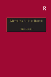 Mistress of the House - 1st Edition book cover