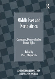 Middle East and North Africa - 1st Edition book cover