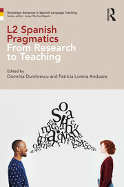 L2 Spanish Pragmatics - 1st Edition book cover