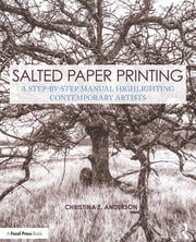 Salted Paper Printing - 1st Edition book cover