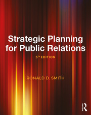 Strategic Planning for Public Relations - 5th Edition book cover
