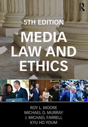 Media Law and Ethics - 5th Edition book cover
