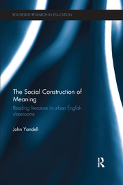 The Social Construction of Meaning - 1st Edition book cover