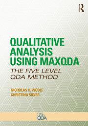 Qualitative Analysis Using MAXQDA - 1st Edition book cover