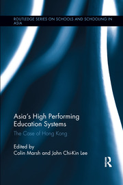 Asia's High Performing Education Systems - 1st Edition book cover