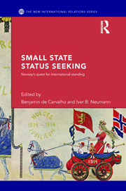 Small State Status Seeking - 1st Edition book cover