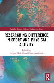 Researching Difference in Sport and Physical Activity - 1st Edition book cover