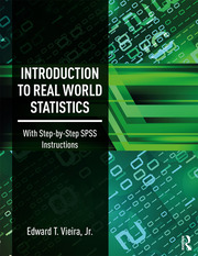 Introduction to Real World Statistics : With Step-By-Step SPSS Instructions - 1st Edition book cover