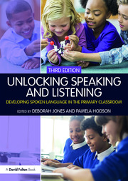 Unlocking Speaking and Listening - 3rd Edition book cover