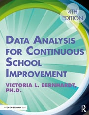 Data Analysis for Continuous School Improvement - 4th Edition book cover