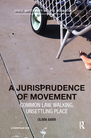 A Jurisprudence of Movement - 1st Edition book cover