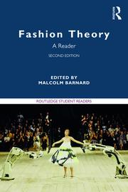 Fashion Theory : A Reader - 2nd Edition book cover