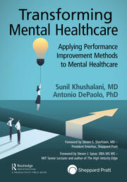 Transforming Mental Health Care - 1st Edition book cover