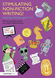 Stimulating Non-Fiction Writing! - 1st Edition book cover