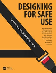 Designing for Safe Use - 1st Edition book cover