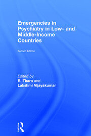 Emergencies in Psychiatry in Low- and Middle-income Countries - 2nd Edition book cover
