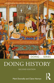 Doing History - 2nd Edition book cover