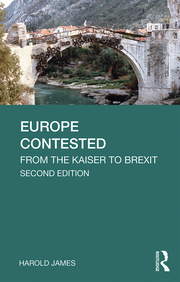 Europe Contested - 2nd Edition book cover