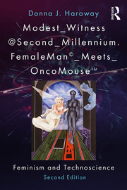 Modest_Witness@Second_Millennium. FemaleMan_Meets_OncoMouse - 2nd Edition book cover