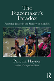 The Peacemaker's Paradox - 1st Edition book cover
